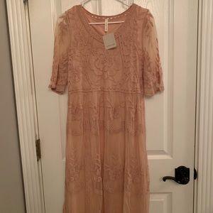Orange Creek Dress